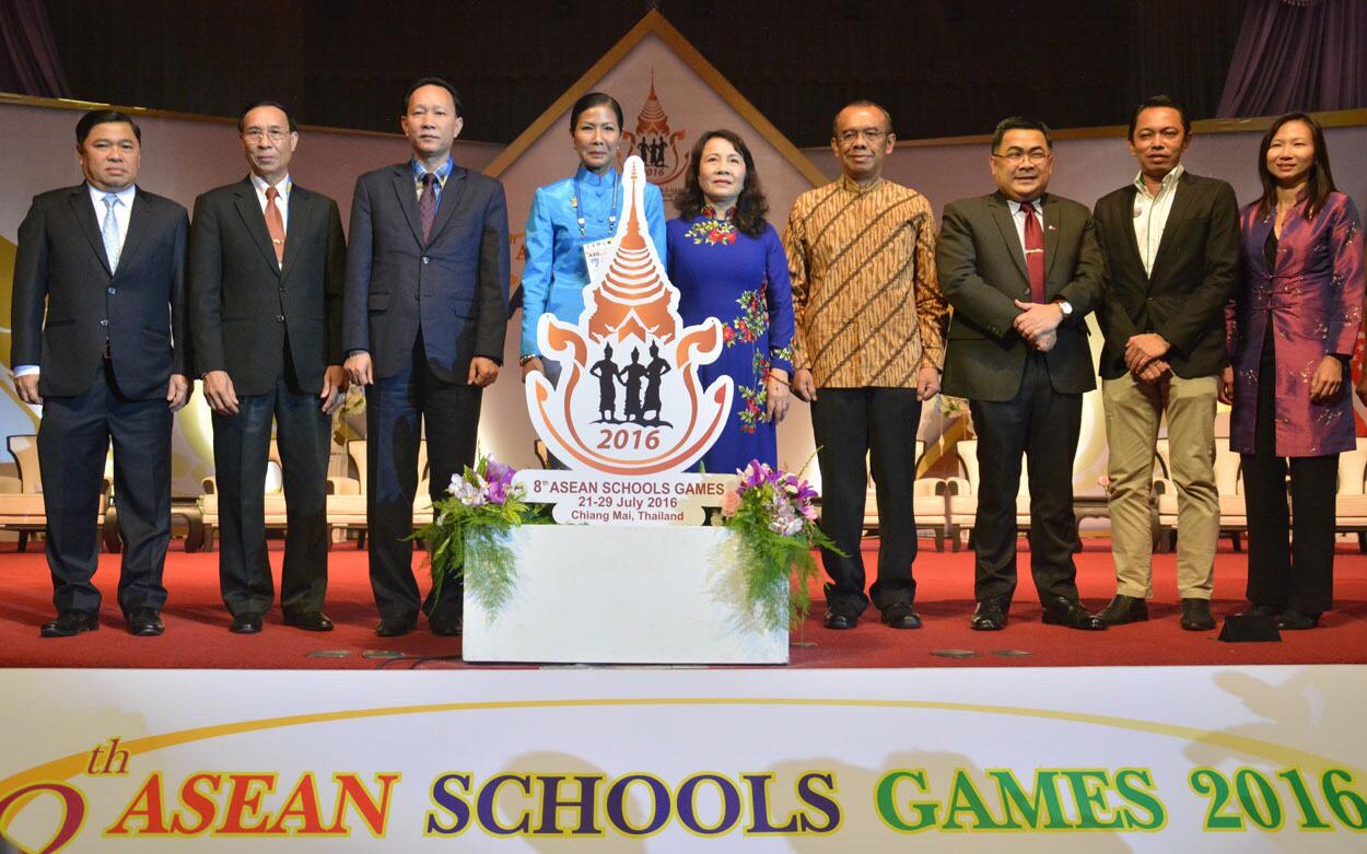 Opening Asean Schools Games 2016